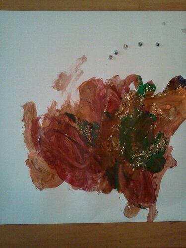 Painting with my Nephew (1/2)