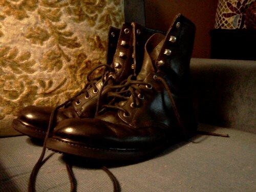 Zero Drop Boots (2/2)