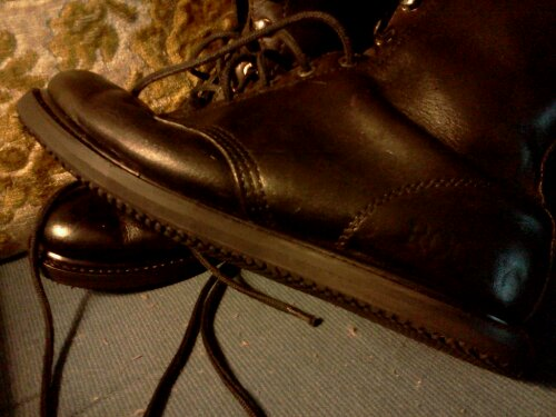 Zero Drop Boots (1/2)