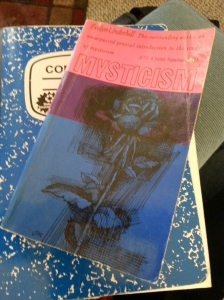 """Underhill's 1911 masterpiece """"Mysticism."""""""