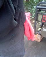 red rag pocket