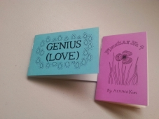 Genius (Love) and Minutiae #4 by Aijung Kim