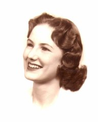 Betty Mitchell -- August 2nd 1937 ~ January 13th 2016