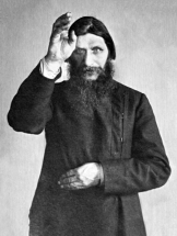Check out Rasputin. He's got some kind of claw action going on.