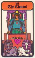 chariot tarot